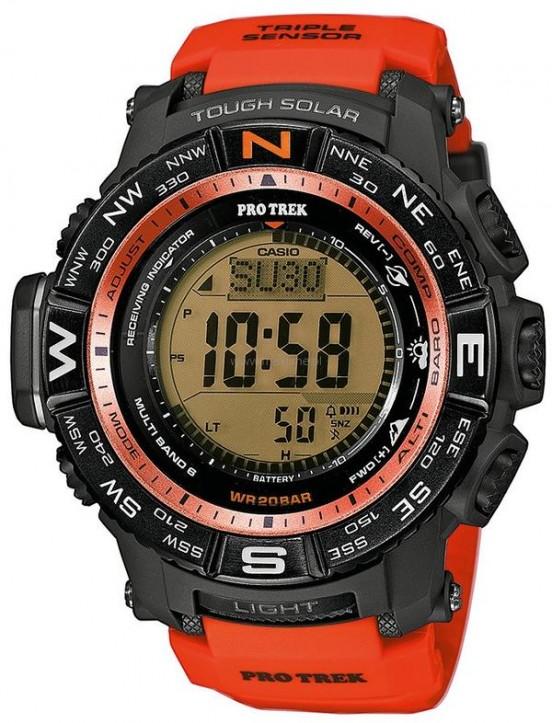 zegarek casio protrek PRW-3500Y-4ER