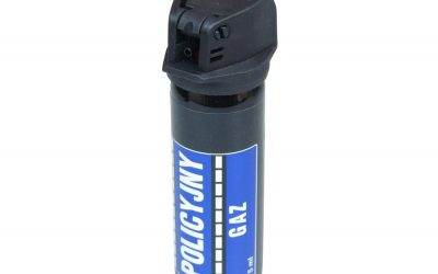 gaz pieprzowy