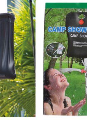 Prysznic turystyczny